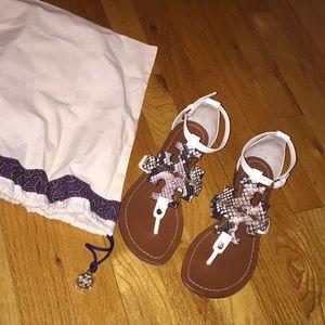 Tory burch phoebe sandals
